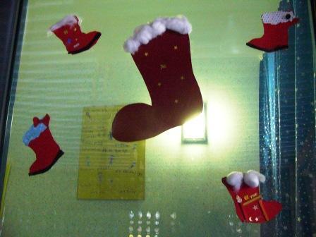 viel gegessen lustig weihnachten
